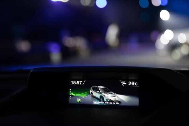 Xem chi tiết Subaru Forester 2019 tại triển lãm ôtô Việt nam 2018 - 9