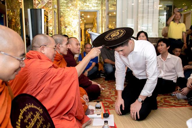 Kingdom: Doanh nghiệp Việt Nam hiếm hoi được ban tặng xá lợi Phật từ vị Tam Tạng thứ 7 của Myanmar - 5
