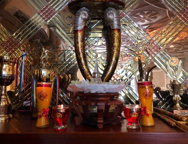 Kingdom: Doanh nghiệp Việt Nam hiếm hoi được ban tặng xá lợi Phật từ vị Tam Tạng thứ 7 của Myanmar - 7