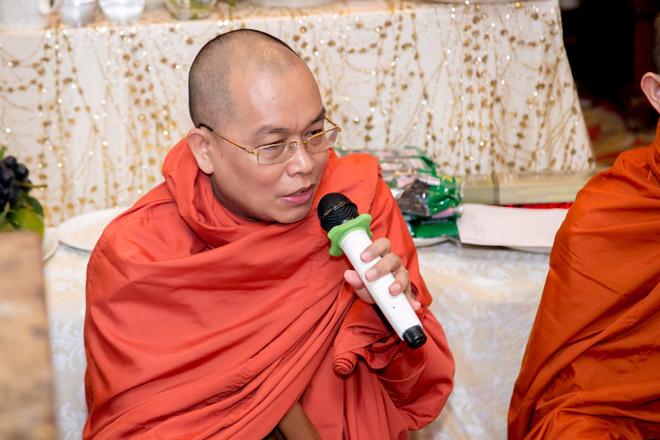 Kingdom: Doanh nghiệp Việt Nam hiếm hoi được ban tặng xá lợi Phật từ vị Tam Tạng thứ 7 của Myanmar - 4