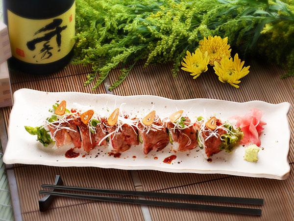 Mang hương vị từ quần đảo Hokkaido đến nhà hàng Sushi Hokkaido Sachi