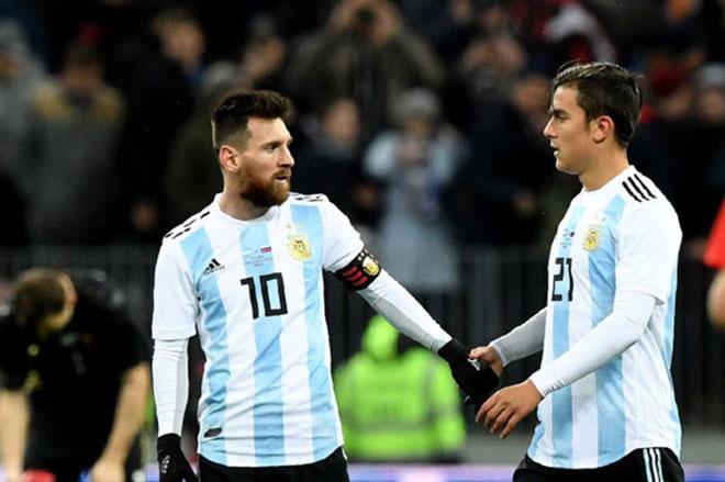 Bi kịch Dybala: Ra rìa vì quá giống Messi, dễ giã từ ở tuổi 25 - 3