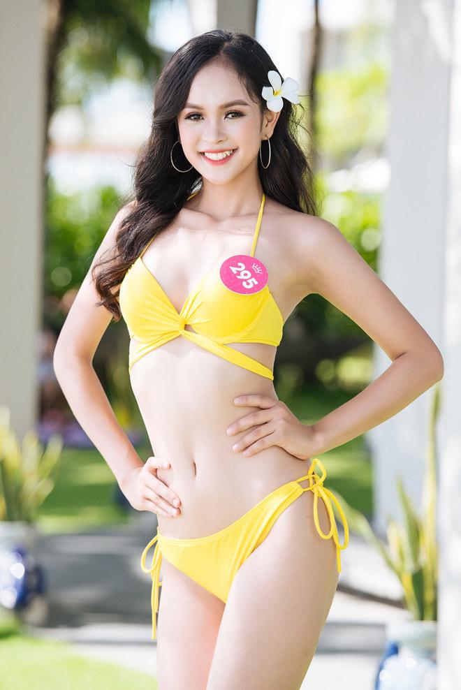 Top 43 Hoa hậu VN khoe dáng với áo tắm trước chung kết - 6
