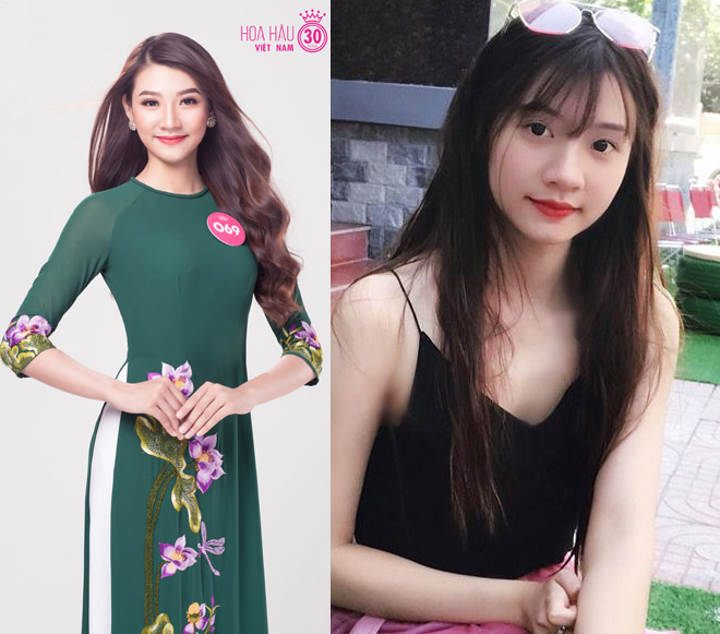 Ảnh đời thường vẫn xinh lung linh của 15 ứng viên tân Hoa hậu Việt Nam - 15