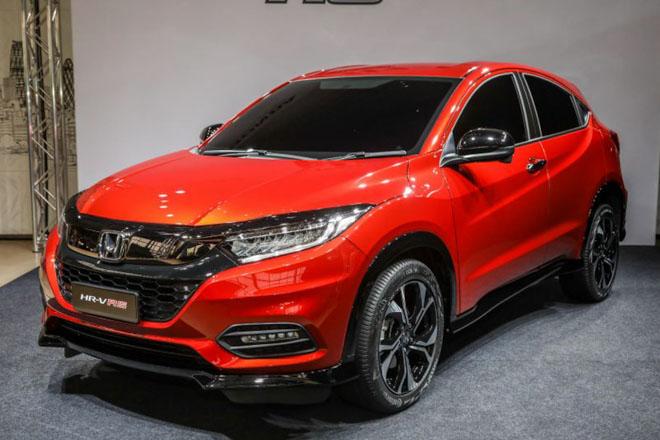 Honda HR-V phiên bản thể thao RS chính thức ra mắt tại Malaysia - 1