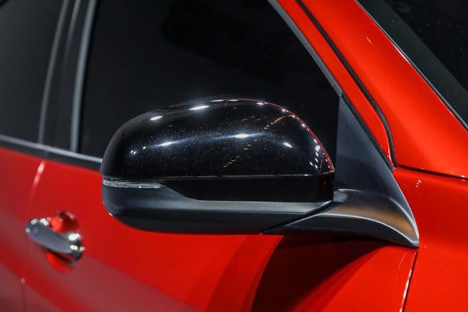 Honda HR-V phiên bản thể thao RS chính thức ra mắt tại Malaysia - 11