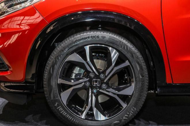 Honda HR-V phiên bản thể thao RS chính thức ra mắt tại Malaysia - 15