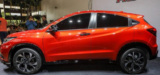 Honda HR-V phiên bản thể thao RS chính thức ra mắt tại Malaysia - 4