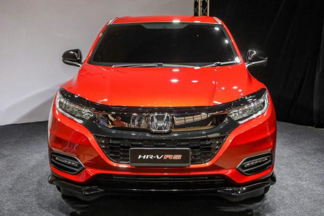 Honda HR-V phiên bản thể thao RS chính thức ra mắt tại Malaysia - 6