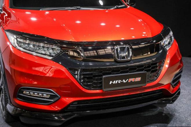 Honda HR-V phiên bản thể thao RS chính thức ra mắt tại Malaysia - 2