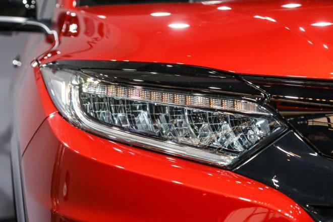 Honda HR-V phiên bản thể thao RS chính thức ra mắt tại Malaysia - 8
