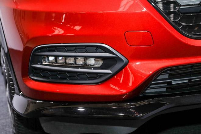 Honda HR-V phiên bản thể thao RS chính thức ra mắt tại Malaysia - 9