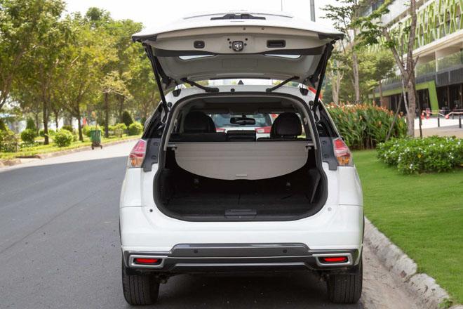 Nissan ra mắt X-Trail V-series dành riêng cho Việt Nam: Giá đề xuất từ 991 triệu đồng - 7