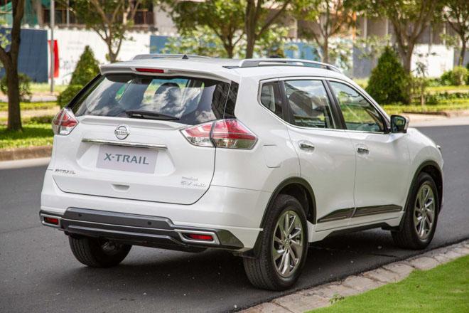 Nissan ra mắt X-Trail V-series dành riêng cho Việt Nam: Giá đề xuất từ 991 triệu đồng - 6