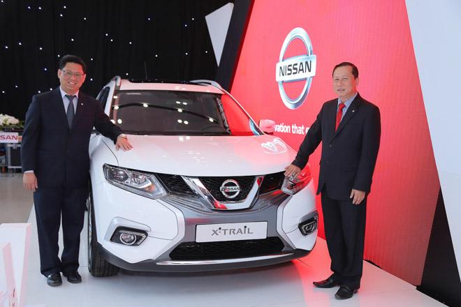 Nissan ra mắt X-Trail V-series dành riêng cho Việt Nam: Giá đề xuất từ 991 triệu đồng - 1