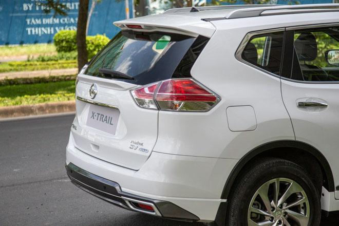 Nissan ra mắt X-Trail V-series dành riêng cho Việt Nam: Giá đề xuất từ 991 triệu đồng - 8