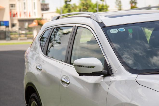 Nissan ra mắt X-Trail V-series dành riêng cho Việt Nam: Giá đề xuất từ 991 triệu đồng - 10