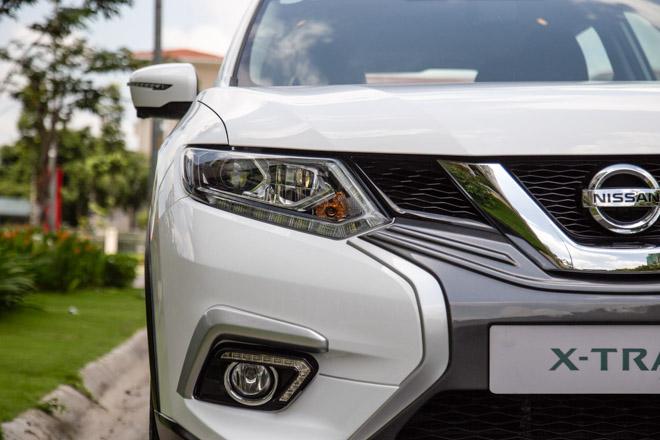Nissan ra mắt X-Trail V-series dành riêng cho Việt Nam: Giá đề xuất từ 991 triệu đồng - 5