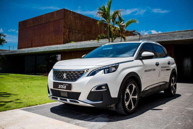 Giá xe Peugeot cập nhật tháng 10/2018: Sedan 308 giá từ 1,3 tỷ đồng - 3
