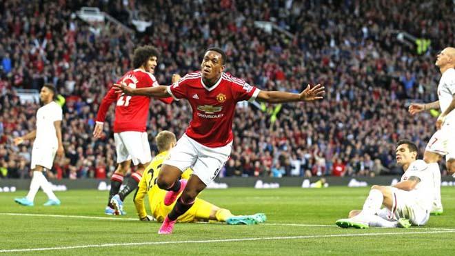 """3 năm Martial ra mắt MU: Từ """"Cậu bé vàng"""" đến kẻ bị Mourinho ruồng bỏ - 2"""