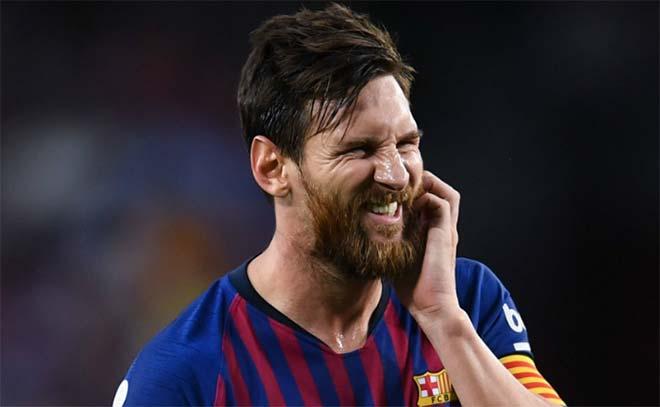 """FIFA The Best giải """"ao làng"""": Messi hay cả mùa thua SAO sáng 6-7 trận - 1"""