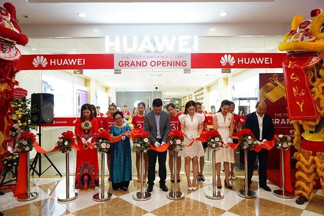 Huawei - Đỉnh cao kỹ thuật vượt bậc