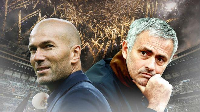"Mourinho mưu cao: ""Phá"" MU vì Zidane, về Italia đoàn tụ Ronaldo - 1"