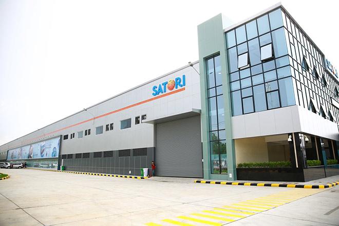 Satori chính thức khánh thành Nhà máy sản xuất nước mở rộng chiến lược kinh doanh - 5