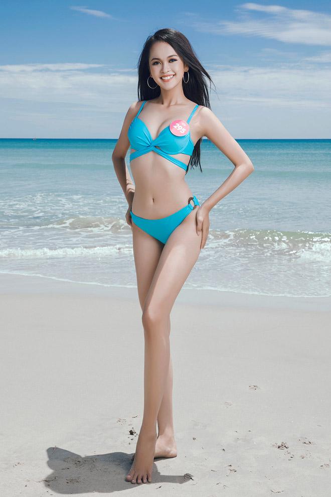 Top 43 Hoa hậu Việt Nam khoe dáng đẹp như búp bê với bikini - 8