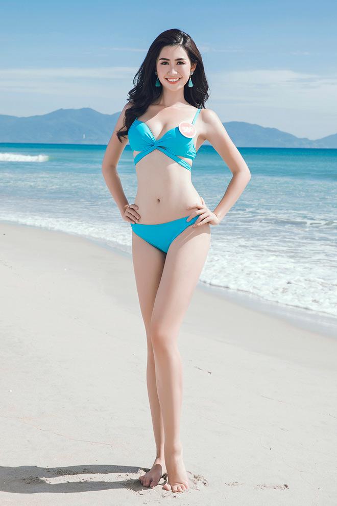 Top 43 Hoa hậu Việt Nam khoe dáng đẹp như búp bê với bikini - 6
