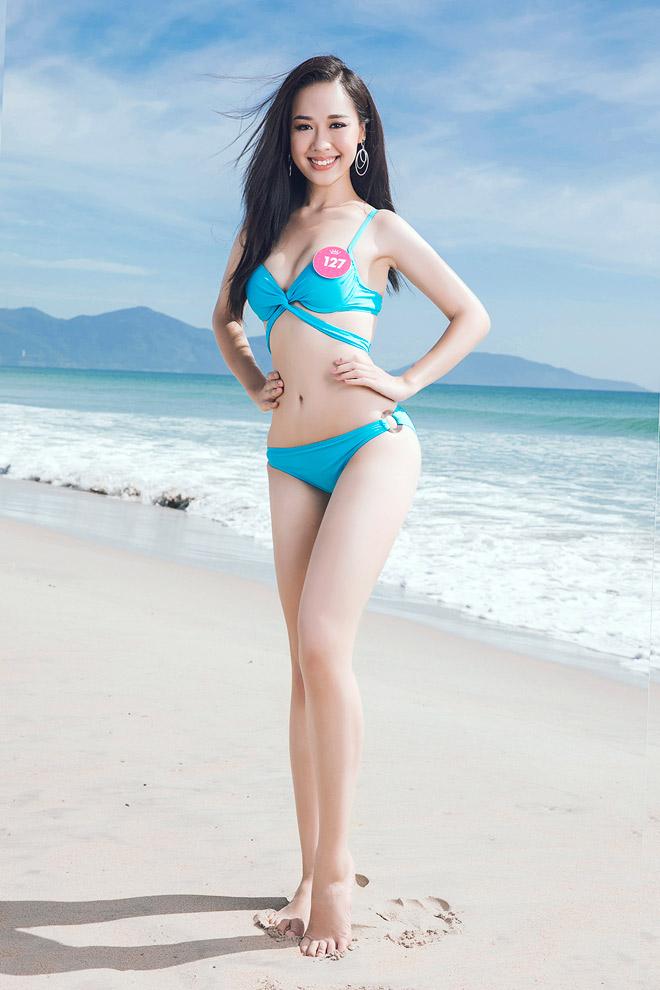 Top 43 Hoa hậu Việt Nam khoe dáng đẹp như búp bê với bikini - 9