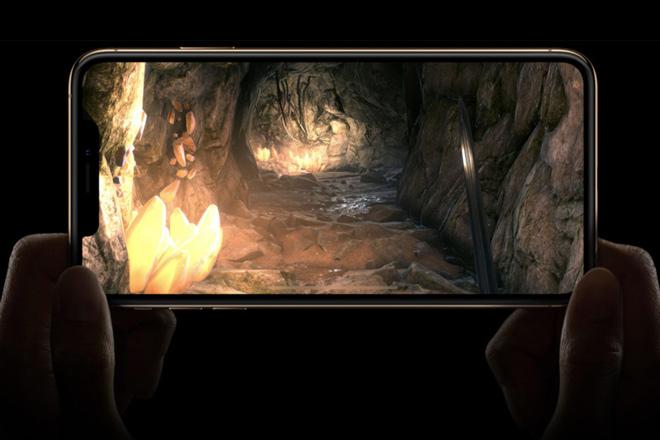 Kết quả hình ảnh cho CHOI GAME IPHONE XS MAX
