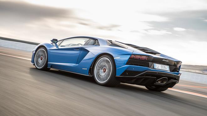 Porsche sẽ thay Audi tiếp quản Lamborghini - 2
