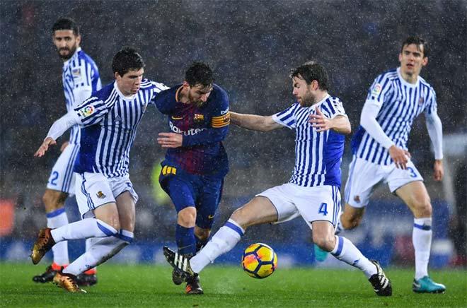 """Dự đoán tỷ số vòng 4 La Liga: """"Tử địa"""" xứ Basque chờ Barca – Real - 1"""