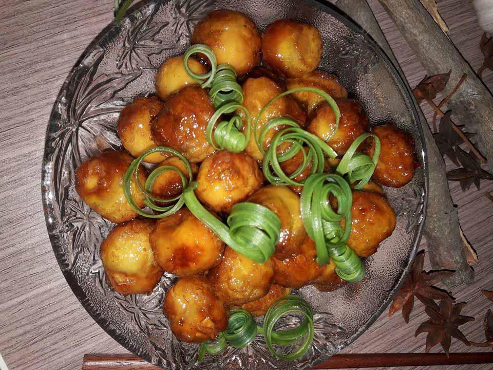 Làm trứng cút rim nước dừa tươi lạ miệng, hút cơm vèo vèo - 5