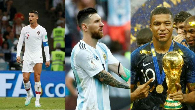 Mbappe 19 tuổi khiến cả thế giới nể phục: Messi và Ronaldo vẫn thua xa - 2
