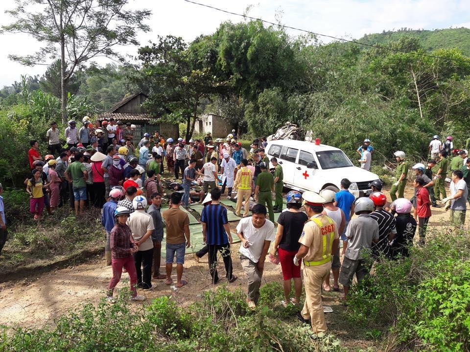 Tai nạn thảm khốc ở Lai Châu, 11 người tử vong - 2