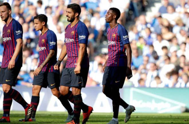 Real Sociedad - Barcelona: Sững sờ khởi đầu, ngược dòng 3 phút - 2