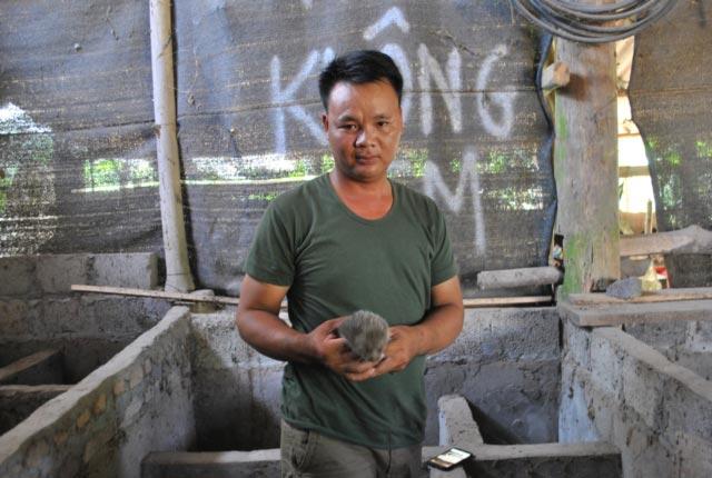 Nuôi loài chuột ăn bí đỏ, mía cây, thịt nung núc, bán 400 ngàn/kg - 4