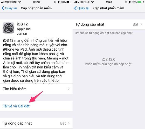 6 cách sửa lỗi hao pin trên iOS 12 - 1