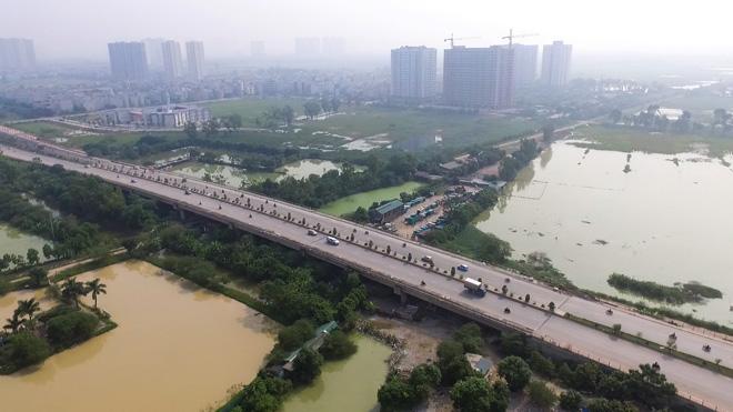 Con đường 5.000 tỷ ở Hà Nội, sau 10 năm mới hoàn thiện 20km - 5