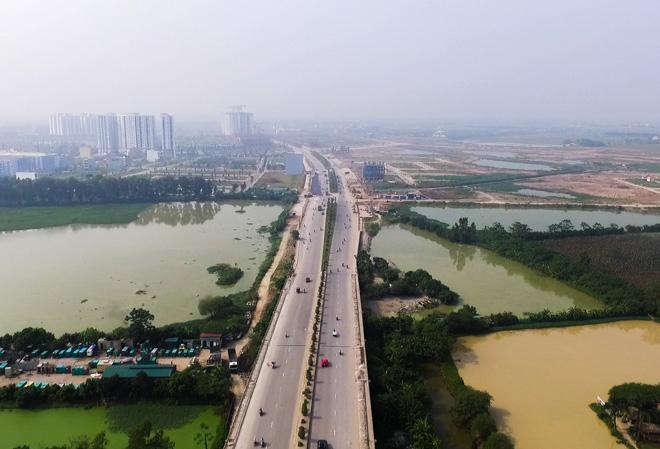 Con đường 5.000 tỷ ở Hà Nội, sau 10 năm mới hoàn thiện 20km - 2