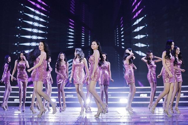 Nữ sinh 18 tuổi Quảng Nam đăng quang Hoa hậu Việt Nam 2018 - 17