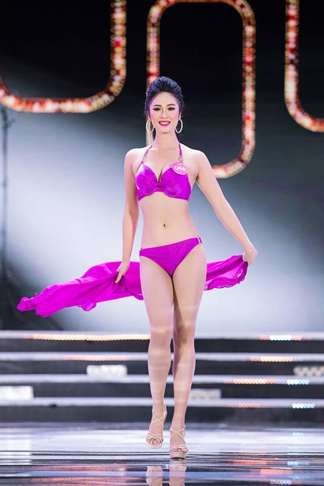 Nữ sinh 18 tuổi Quảng Nam đăng quang Hoa hậu Việt Nam 2018 - 7