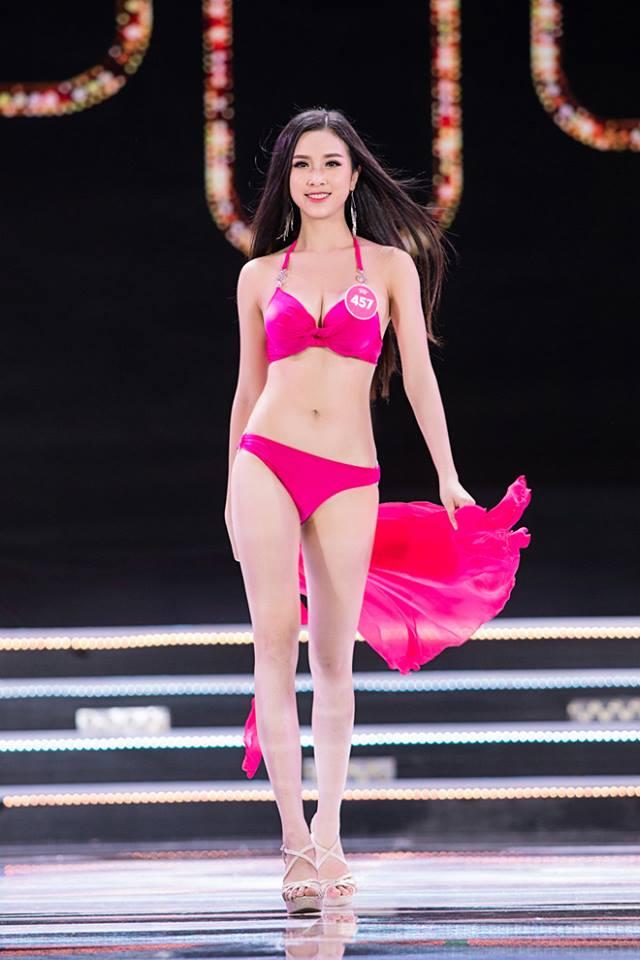 Nữ sinh 18 tuổi Quảng Nam đăng quang Hoa hậu Việt Nam 2018 - 11