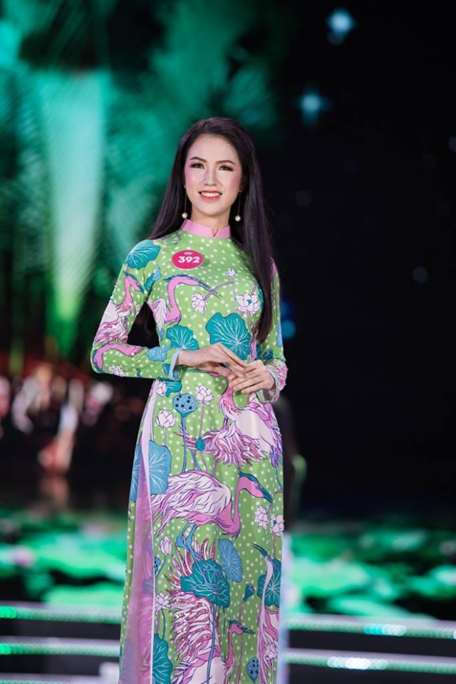 Nữ sinh 18 tuổi Quảng Nam đăng quang Hoa hậu Việt Nam 2018 - 13