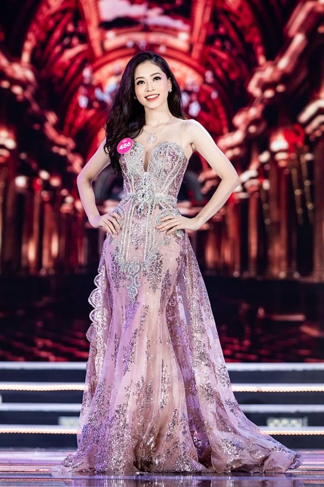 Nữ sinh 18 tuổi Quảng Nam đăng quang Hoa hậu Việt Nam 2018 - 3