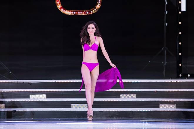 Nữ sinh 18 tuổi Quảng Nam đăng quang Hoa hậu Việt Nam 2018 - 9