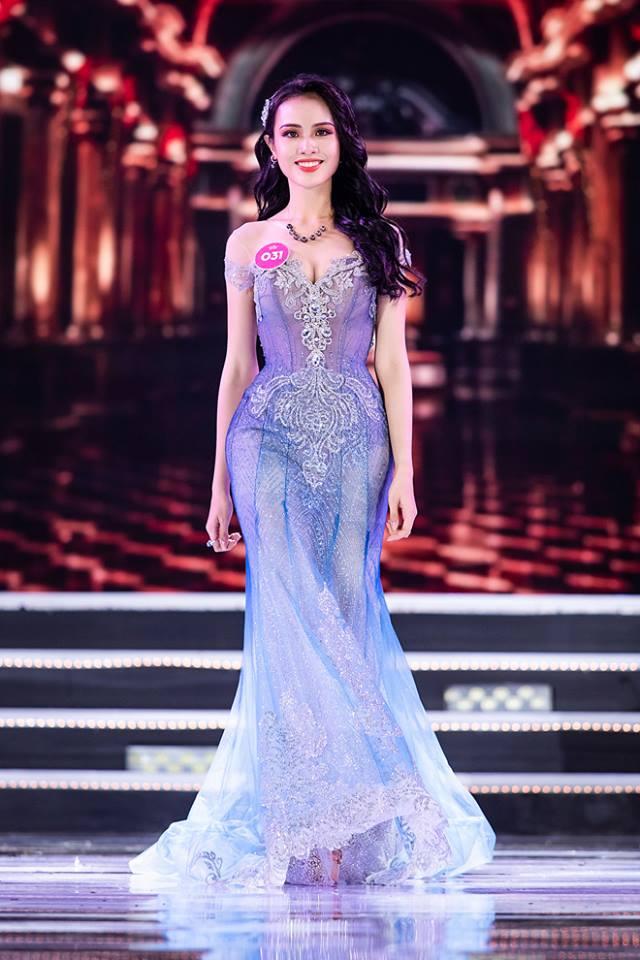 Nữ sinh 18 tuổi Quảng Nam đăng quang Hoa hậu Việt Nam 2018 - 6