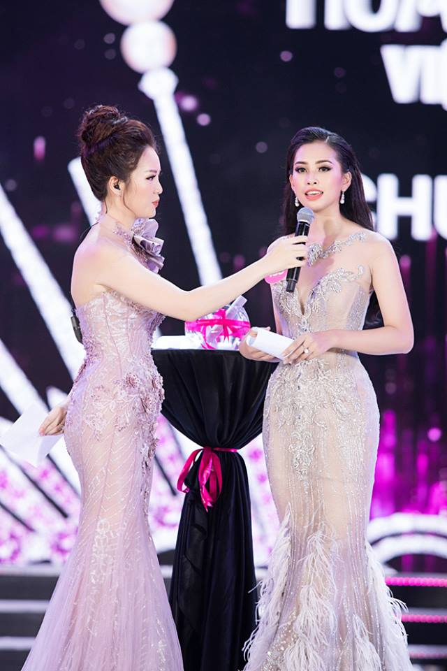 Nữ sinh 18 tuổi Quảng Nam đăng quang Hoa hậu Việt Nam 2018 - 2